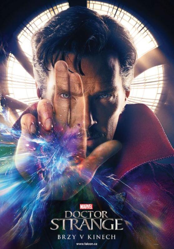 Doctor Strange plakát 2