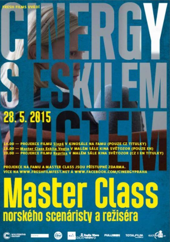 Eskil Vogt Masterclass