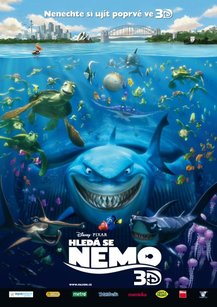 Nemo 3D poster A1.indd