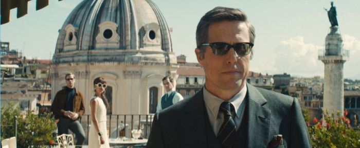 Hugh Grant ve filmu Krycí jméno U.N.C.L.E.