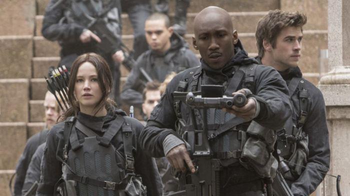 Hunger Games - Síla vzdoru II. (foto: Forum Film)