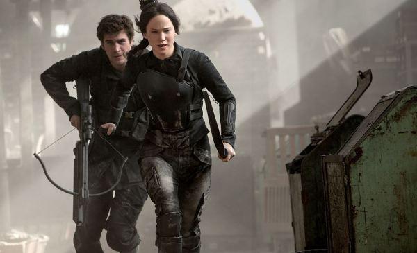 Hunger Games: Síla vzdoru I. (foto: Forum Film)