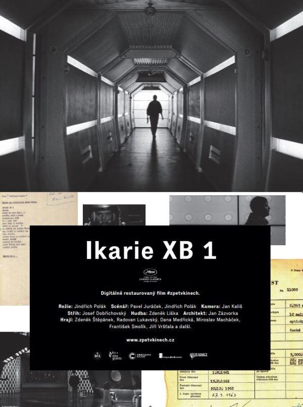Ikarie XB1-poster