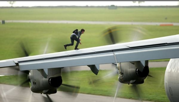 Mission Impossible: Národ grázlů