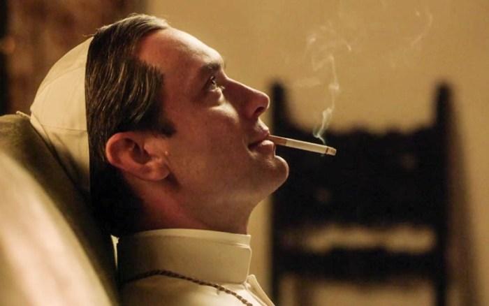 Mladý papež (foto: HBO)