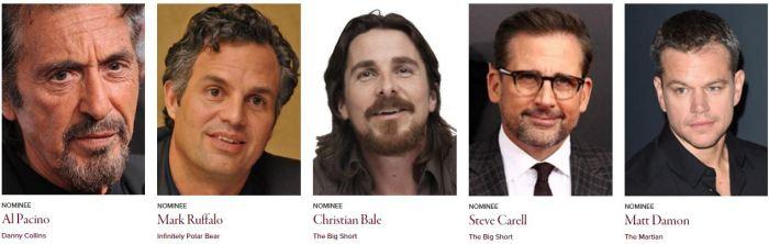 Nejlepší herec - komedie nebo muzikál