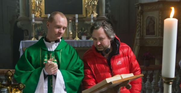 Případ pro exorcistu - z natáčení (foto: ČT)