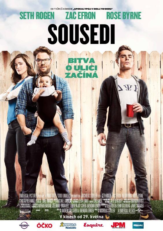 Sousedi_Neigbors_poster_plakat
