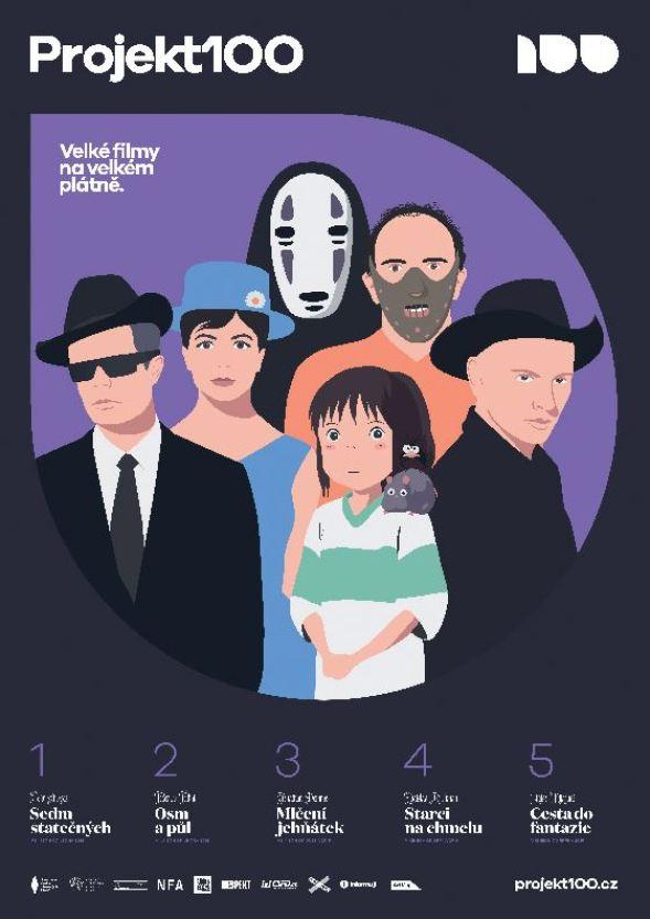 Projekt100-plakat