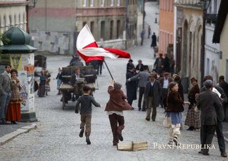 První republika (foto: ČT)