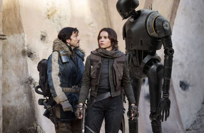 Rogue One Star Wars Story (foto: Falcon)