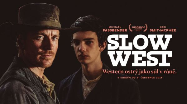 Slow West banner