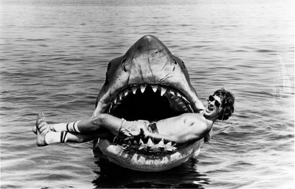Steven Spielberg - natáčení Čelisti