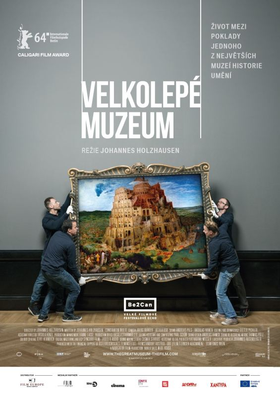 Velkolepe muzeum