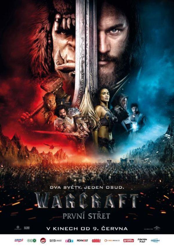 Warcraft první střet-poster-cz