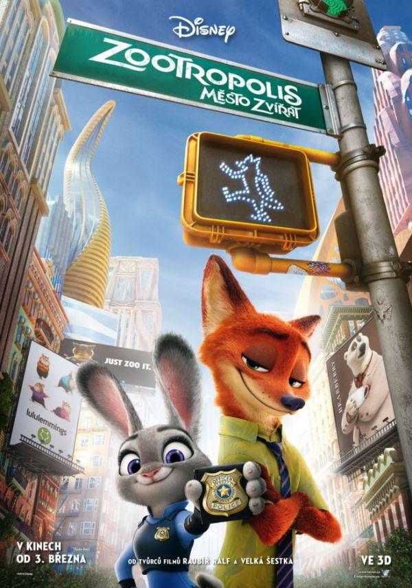 Zootropolis plakat