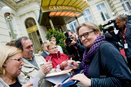 Agnieszka Holland (foto: KVIFF)