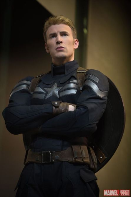 Captain America: Winter soldier (foto: Marvel) - Chris Evans