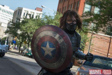 Captain America: Winter soldier (foto: Marvel) - Sebastian Stan