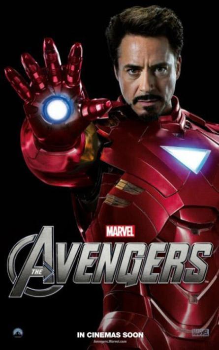 Iron Man - Avengers (foto: archiv)