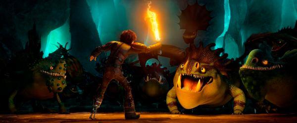 Jak vycvičit draka 2 (foto: Cinemart)