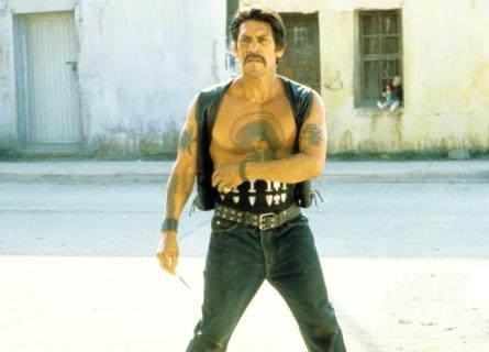 Danny Trejo ve filmu Desperado (foto archiv)