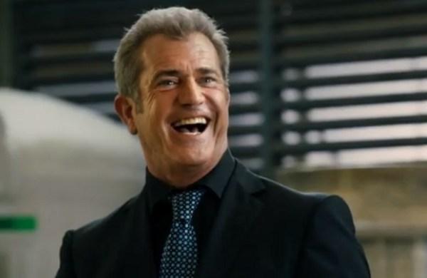 Mel Gibson ve filmu Machete zabíjí