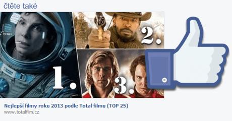 nejlepší filmy roku 2013