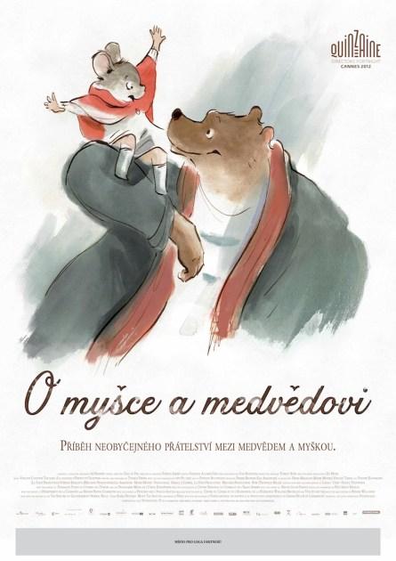 O myšce a medvědovi plakat-orig