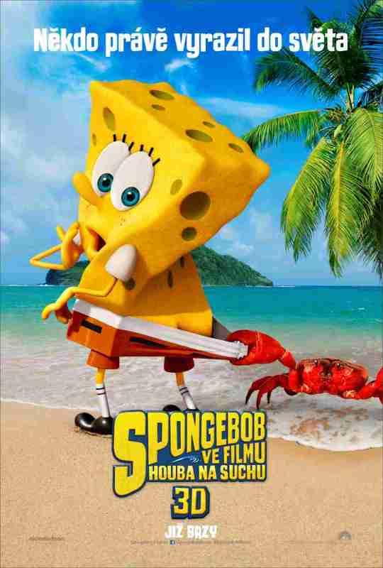 spongebob plakat