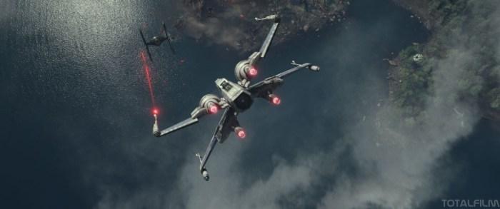 Star Wars: Síla se probouzí (foto: Falcon)