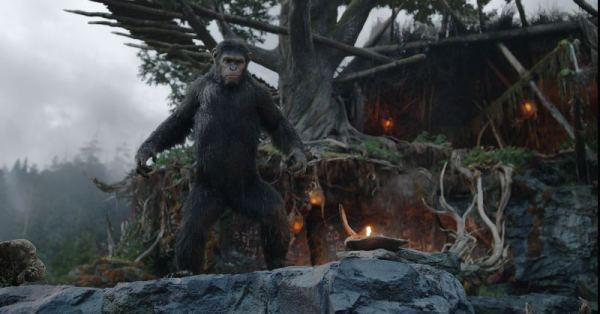 Úsvit planety opic (foto: Cinemart)
