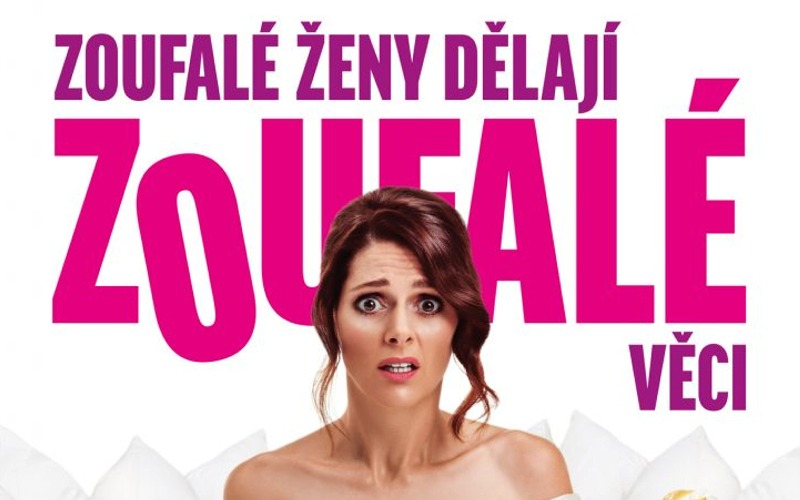 61539ed7c3c Zoufalé ženy s Klárou Issovou mají plakát - podívejte se jak se fotil  (video) - Totalfilm.cz