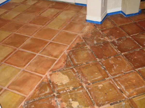 dallas saltillo floor restoration