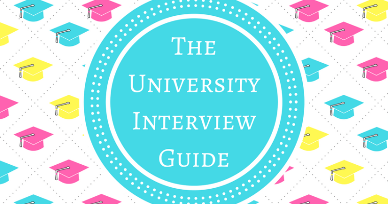 The University Interview Guide