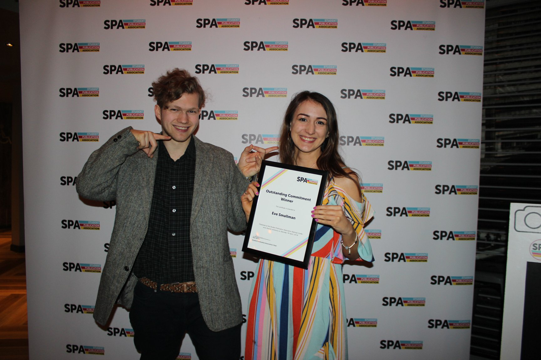 Student Publication Association National Conference (#SPANC18)