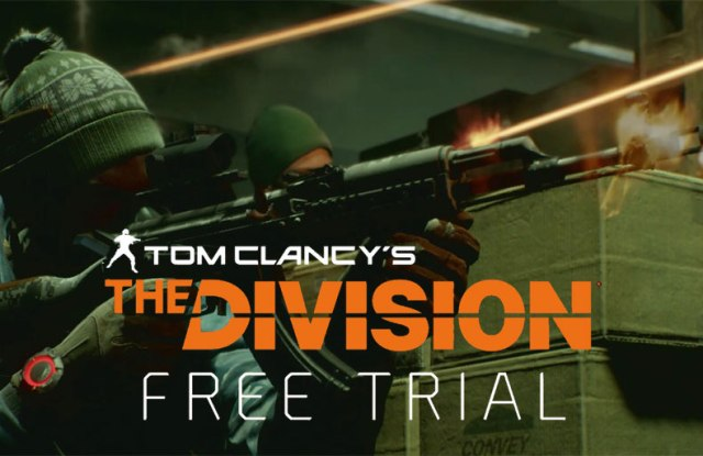 The Division Free Trial