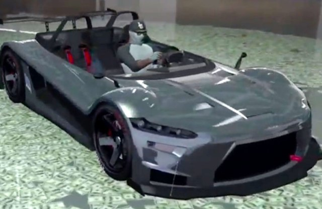 A closer look at the Hijak Ruston in GTA 5