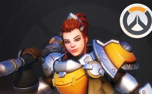 New Overwatch Character - Brigitte