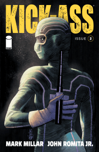 Kick-Ass Issue 2 Cover