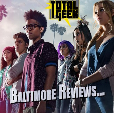 Baltimore Reviews Marvel's Runaways
