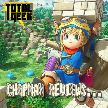 Chapman Reviews Dragon Quest Builders