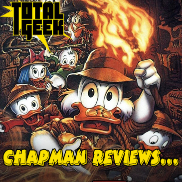 Chapman Reviews Ducktales The Movie Treasure Of The Lost