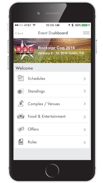 Tournament-Phone