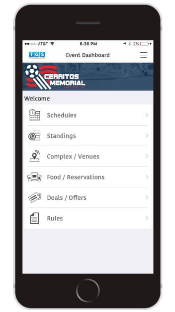 TGS Mobile App