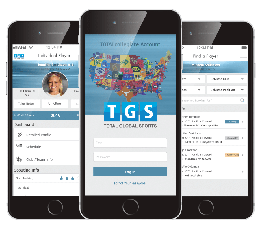 TGS College Mobile App