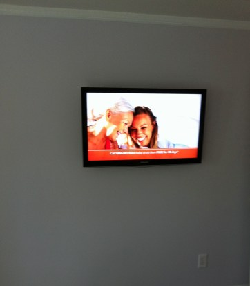 clean tv ins