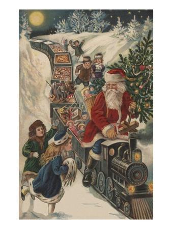 Totalitit Cartoline Di Natale Dagli Stati Uniti