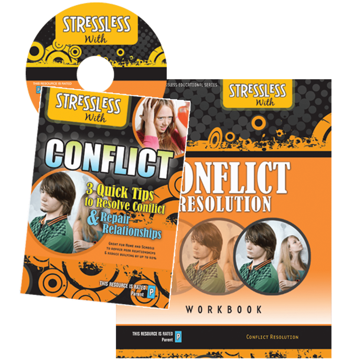 Conflict5x5 300dpi Transparent Total Life Counseling For