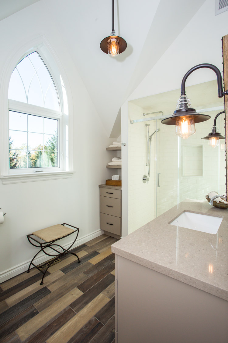 Modern Farmhouse Bathroom - Total Living Concepts on Modern Farmhouse Bathroom  id=34778